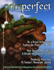 Prim Perfect: Issue 48 - July 2013 - cover