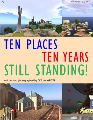 Prim Perfect: Issue 48 - July 2013 - Places that remain!