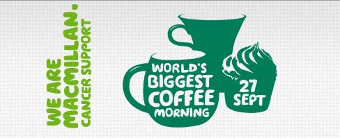 Macmillan's Coffee Morning