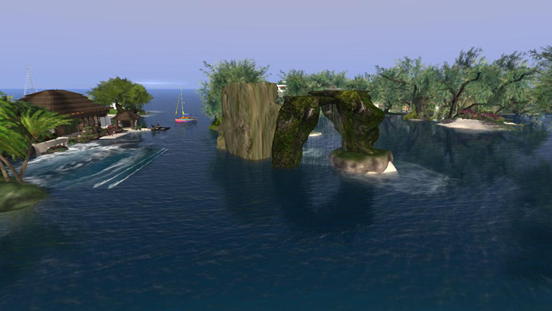 The Seychelles Isles