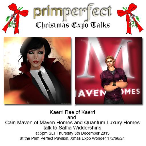 Meet Cain and Kaerri