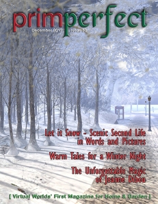 Prim Perfect Issue No.50 - December 2013: Cover