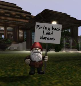 Bring Back Second Life Names!