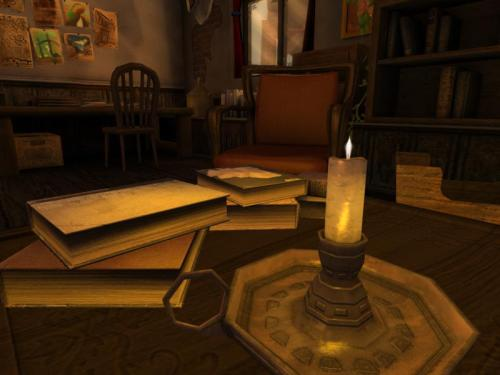 The Atelier - WITH the advanced lighting model (Firestorm beta)