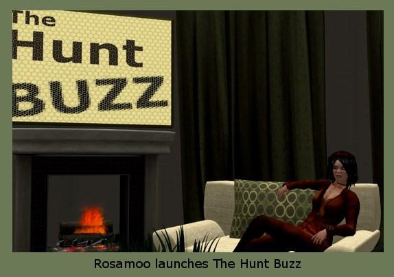 The hunt buzz corner