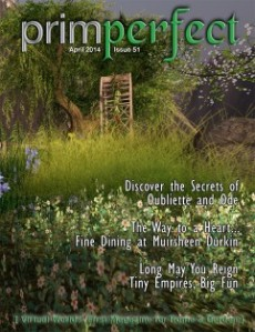 Prim Perfect: Issue 51 - April 2014 - Cover
