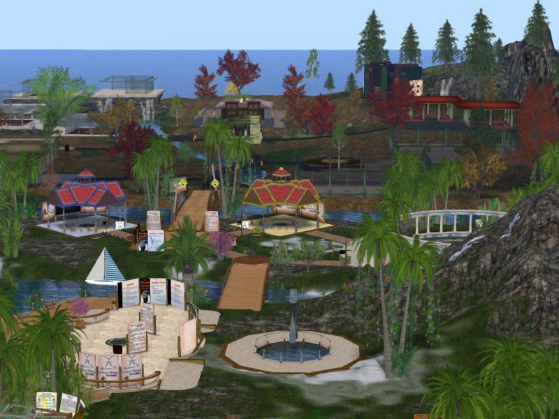 Virtual Ability Island