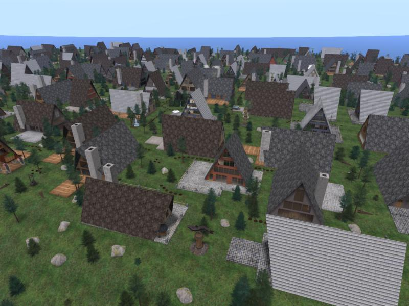 Sadly, too many Linden Home regions lack a sense of community