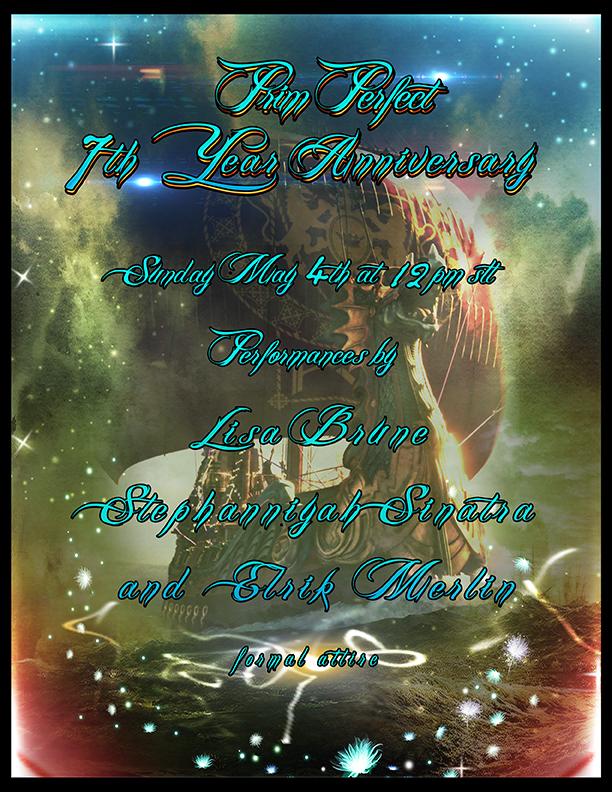 Prim Perfect Seventh Birthday Party