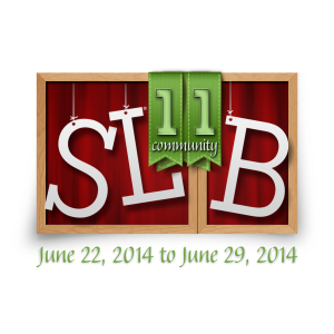 SL11B Community Celebration