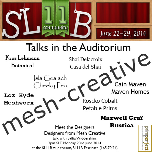 Meet Mesh Creative Designers