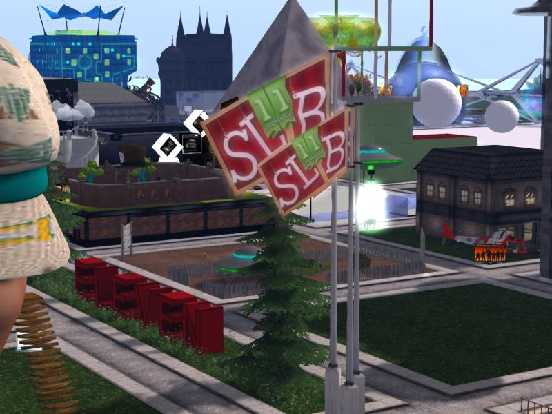 Flags fly over SL11B Community Celebration