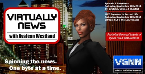 Virtually Newsn with AvaJean Westland