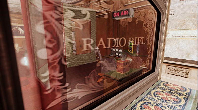 Radio Riel, photographed by Wildstar Beaumont