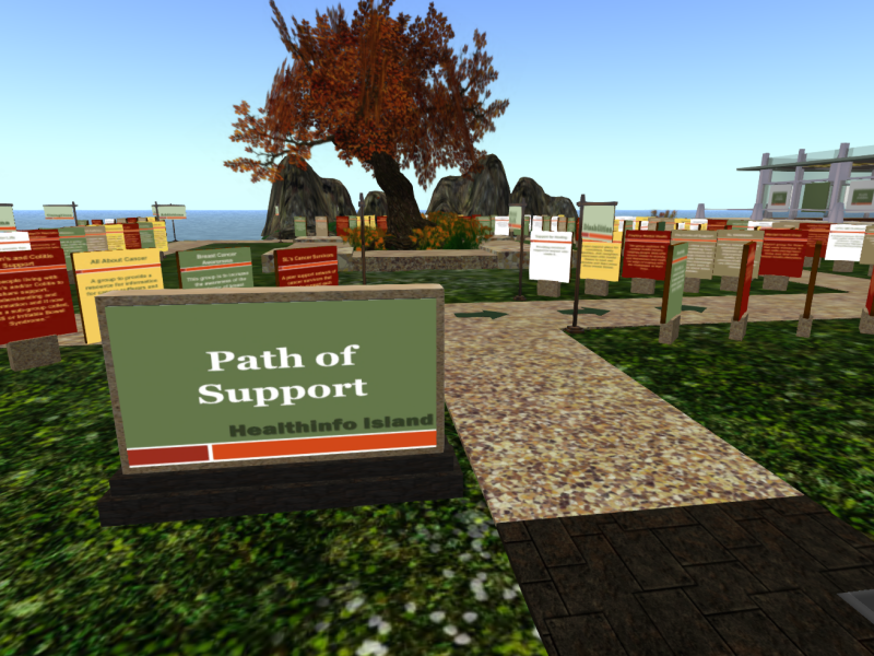 Path of Support