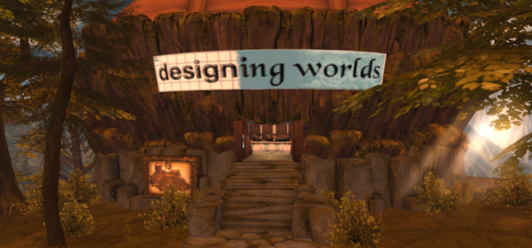 Designing Worlds studio on Garden of Dreams