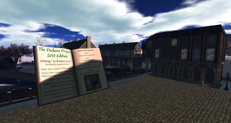 Dickens Project, photographed by Wildstar Beaumont