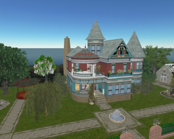 Our very first Makeover - Diva Regina's home
