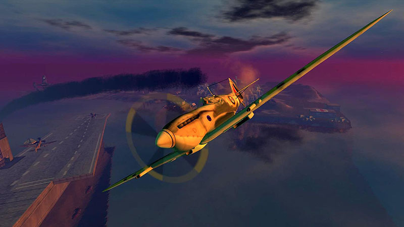 Flying Tigers, photographed by Wildstar Beaumont