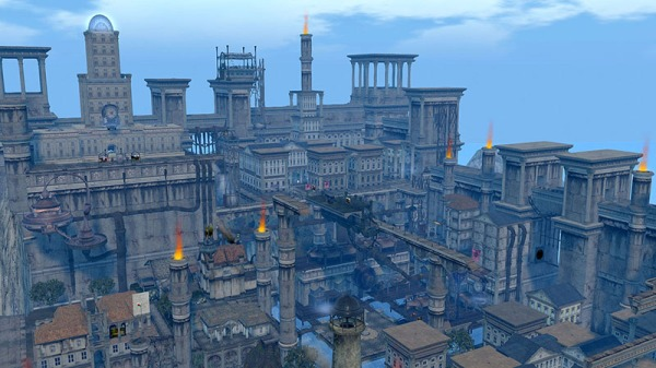 The Forgotten City, photographed by Wildstar Beaumont