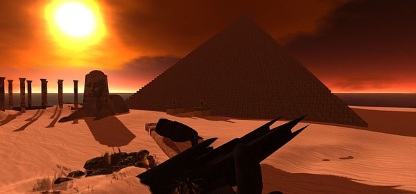 SL9B - Egypt Stage, photographed by Wildstar Beaumont