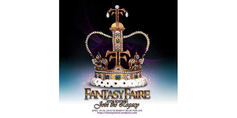 Fantasy Faire, 2018