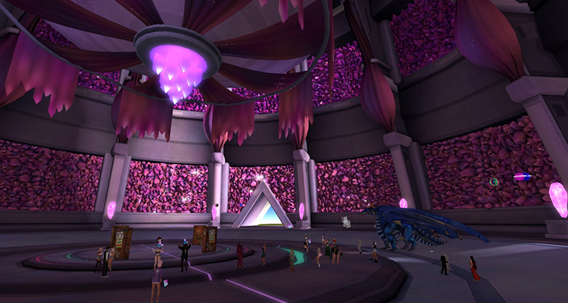 SL15B - Main Stage, photographed by Wildstar Beaumont
