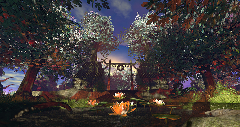 Astrid's Nemeton, photographed by Wildstar Beaumont