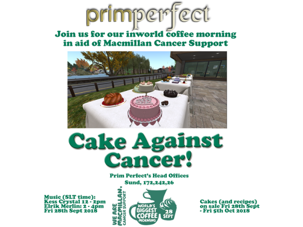 cake against cancer