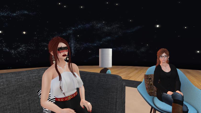 "Designing Worlds discusses ""original mesh"": Kaerri Rae and Isla Gealach"