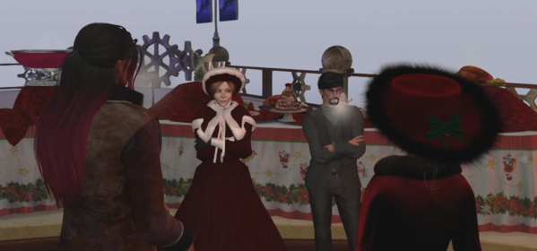 Designing Worlds Christmas Special