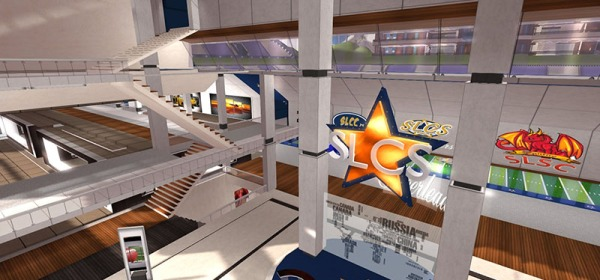 SLCS -inside the new stadium, photographed by Wildstar Beaumont