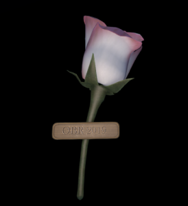 The Rose Pin