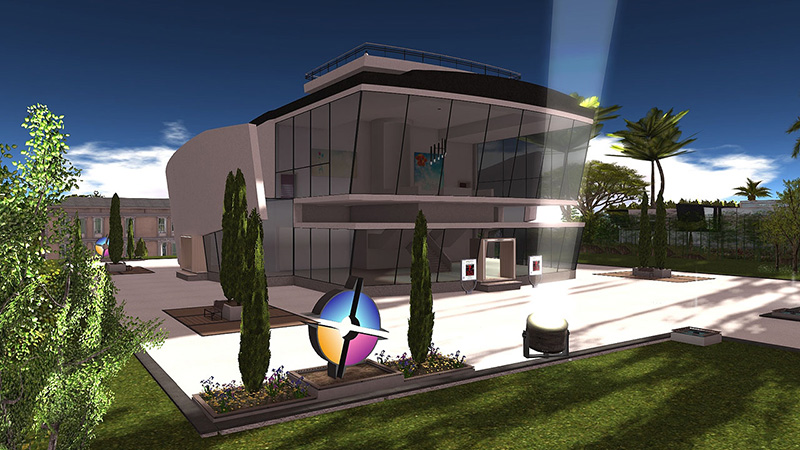 Second Life Home and Garden Expo, photographed by Wildstar Beaumont