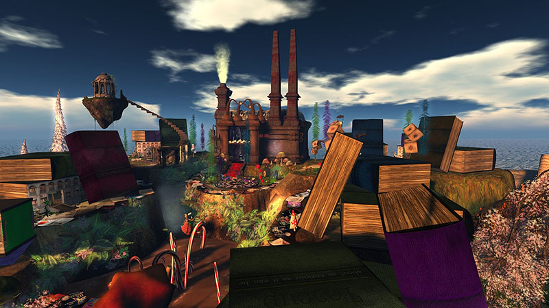 Department of Discarded Curiousities, photographed by Wildstar Beaumont