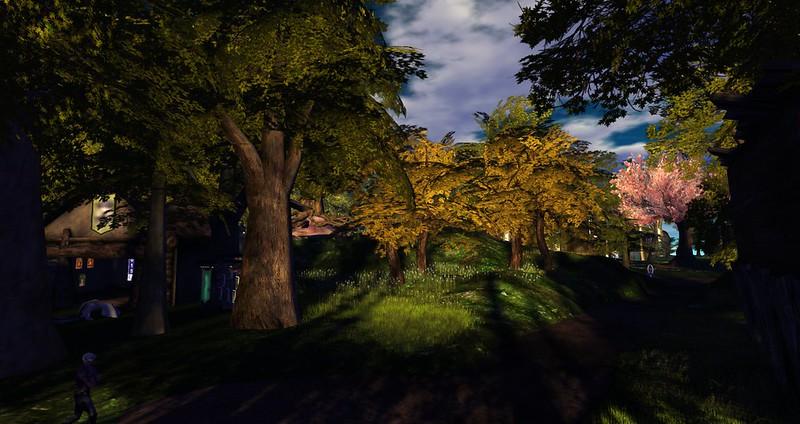 2015 - Tangleshimmer Grove