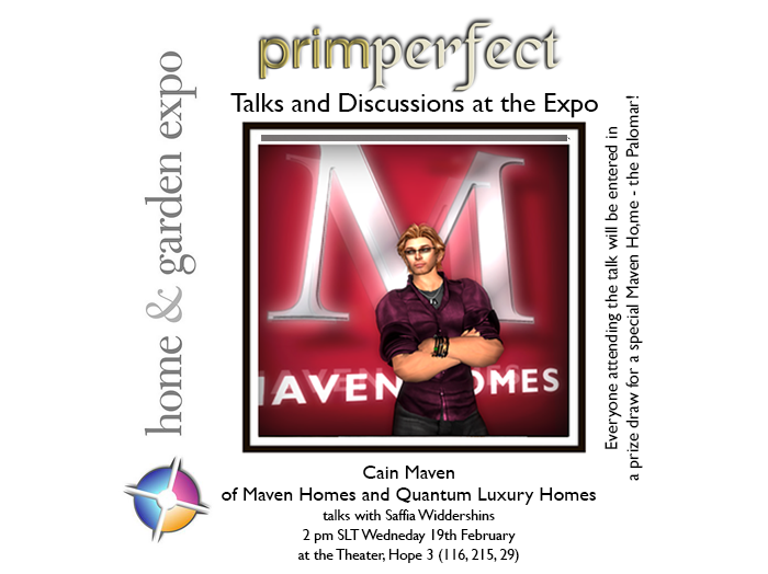 Cain Maven Talks