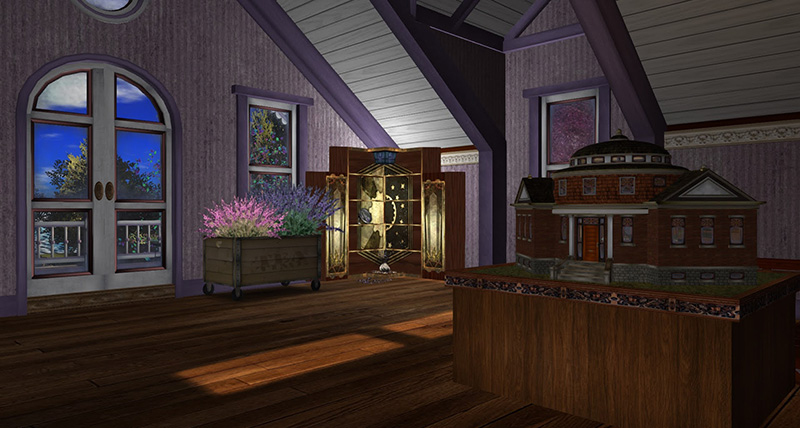 Decorating Contest – House 7, photographed by Wildstar Beaumont