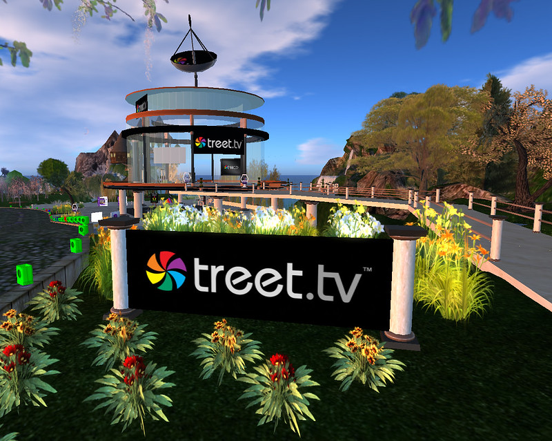 The Telethon Studio from Treet at RFL 2009