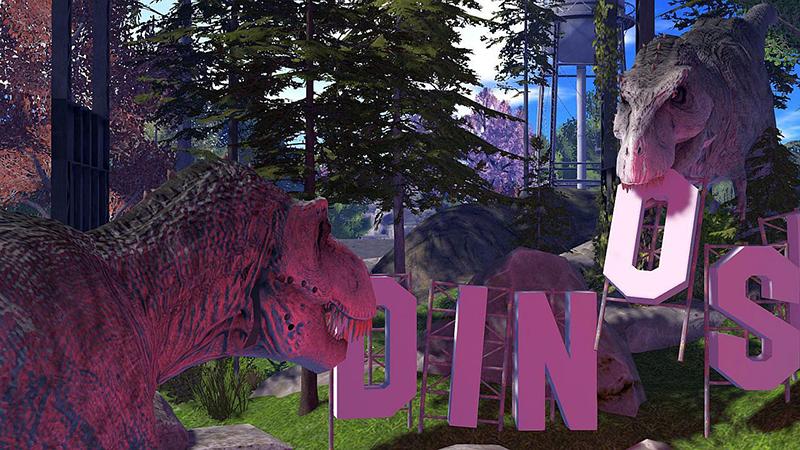 SL17B Dinosaur Park, photographed by Wildstar Beaumont