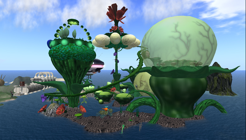 Alien Isles