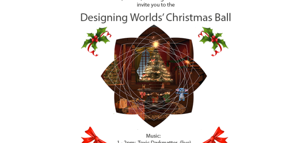 Designing Worlds Christmas Ball 2020