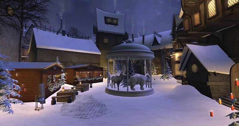 A Wizard's Winter