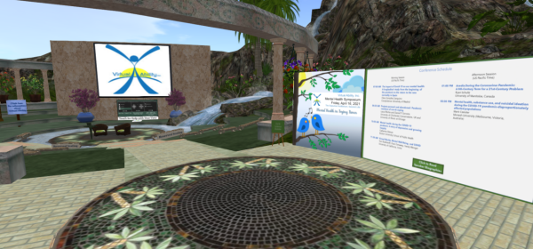Virtual Ability's Sojourner Auditorium