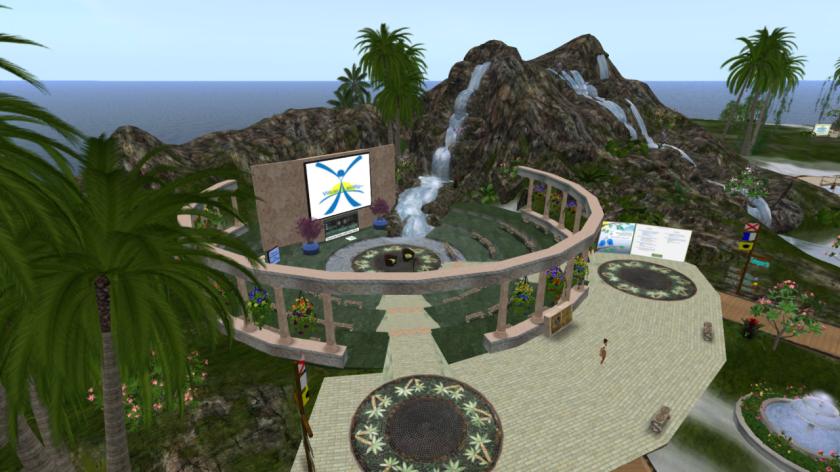 Virtual Ability's Sojourner Auditorium